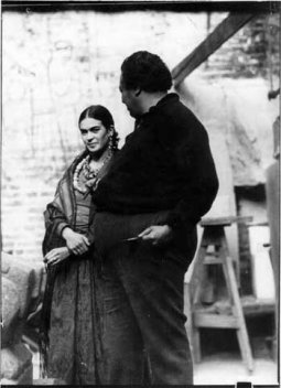 Edward Weston, Frida Kahlo e Diego Rivera a San Francisco nel 1930