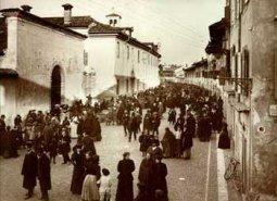 Borgo Pracchiuso, Udine 1896
