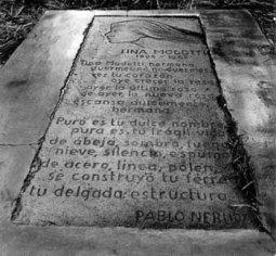 Tomba di Tina a Città del Messico